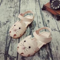 Sandal baby chuột GokiChi B001 (Hồng)