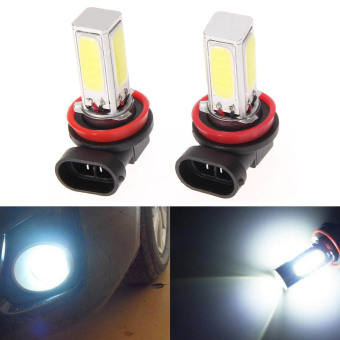 2pcs High Power H11-C0B-20W LED Fog (Intl)