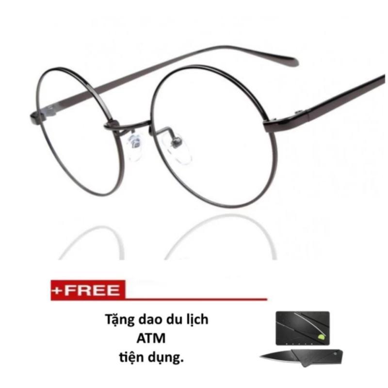Mua ắt kính ngố gọng cận Nobita dễ thương PGH (tặng dao thẻ atm)
