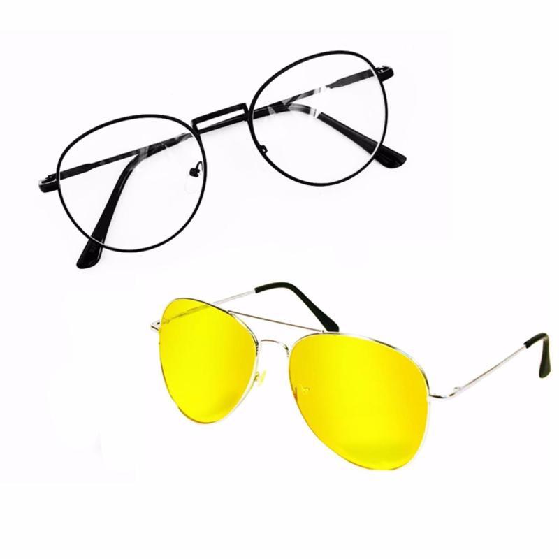 Mua Bộ 1 Kính nhìn xuyên đêm Night View glass và 1 Kính Nobita thời trang