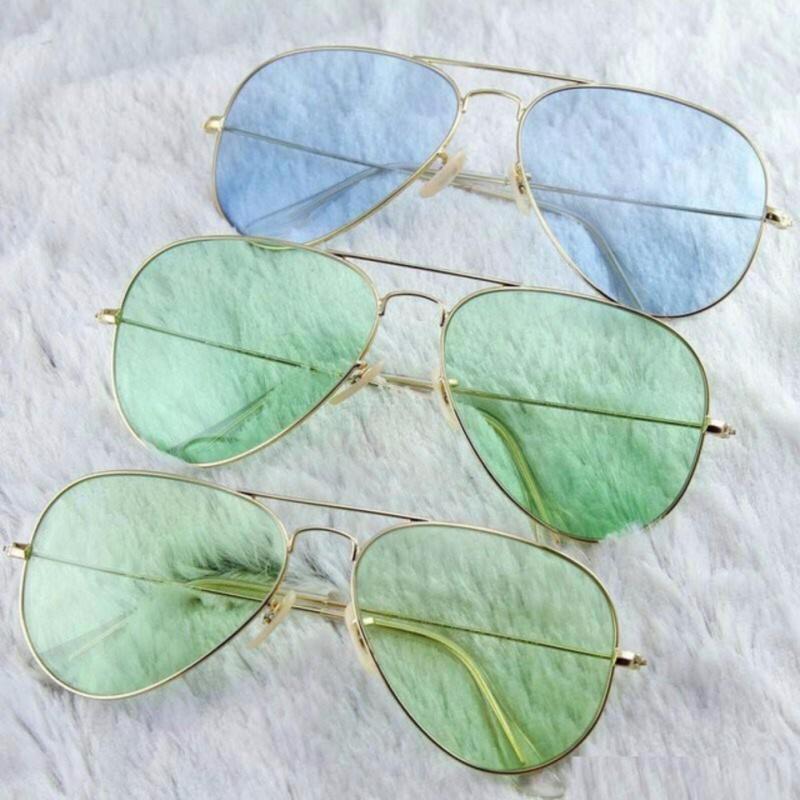 Mua Bộ 2 kính nhìn xuyên đêm thời trang cao cấp (xanh dương, xanh lá )