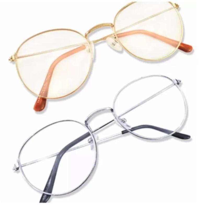 Mua Bộ đôi mắt kính nobita gọng cận (Trắng-Vàng)