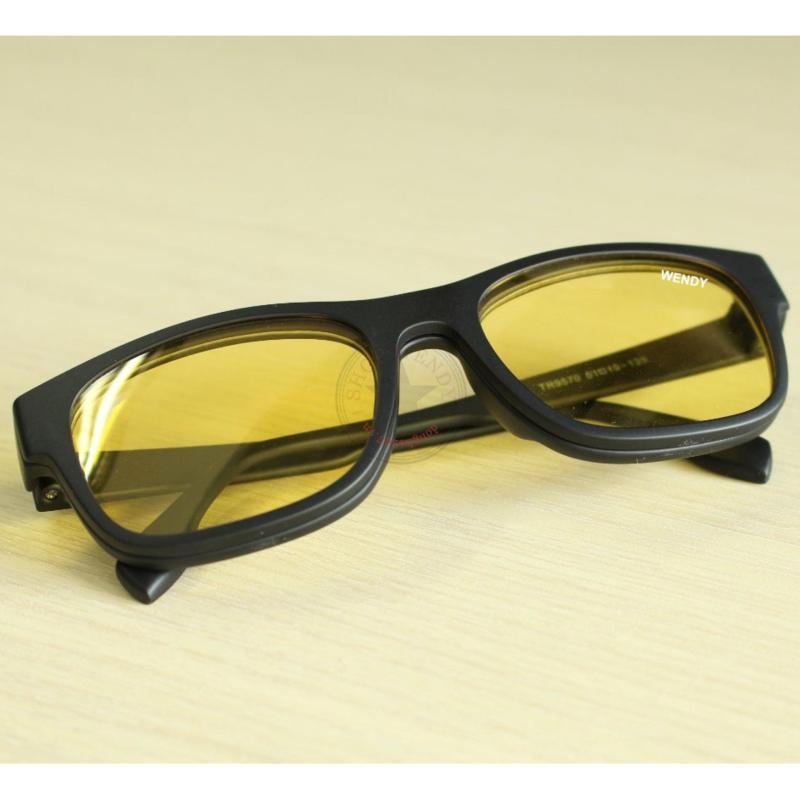 Giá bán Bộ kính Wendy thay tròng phân cực và tròng đi đêm - K102C