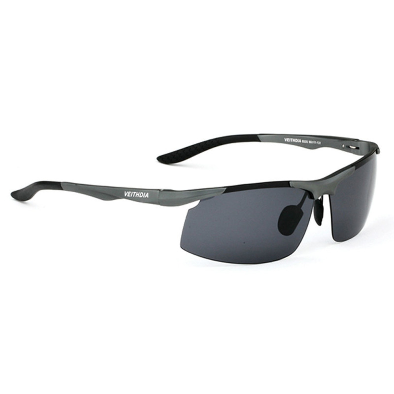 Giá bán Fancyqube Aluminum Magnesium Driver Sunglasses Grey