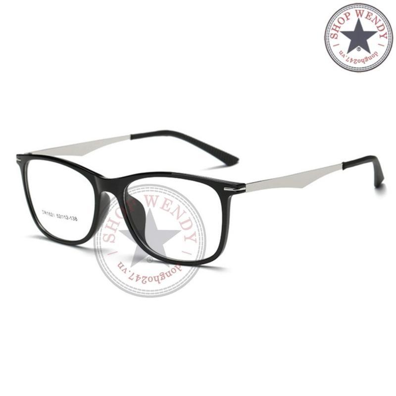 Giá bán Gọng kính cận unisex K180 (Đen)