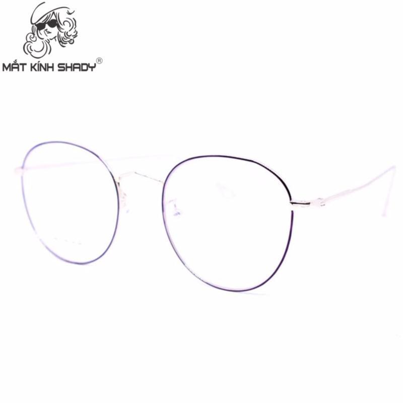 Giá bán Gọng kính cao cấp thời trang unisex shady - G590 (Nâu )