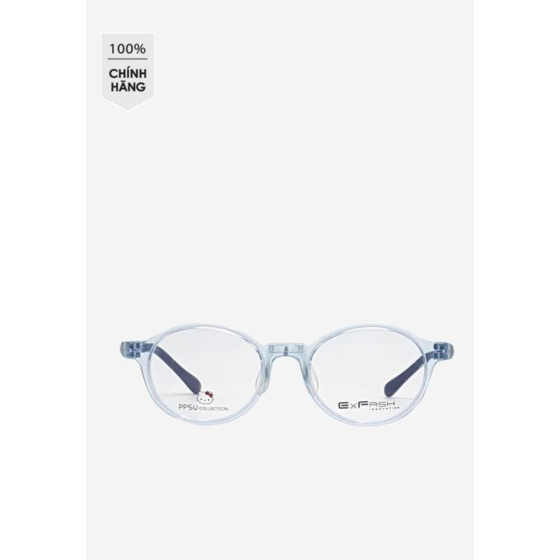 Giá bán Gọng kính Exfash EF 4440 C752 càng màu xanh dương