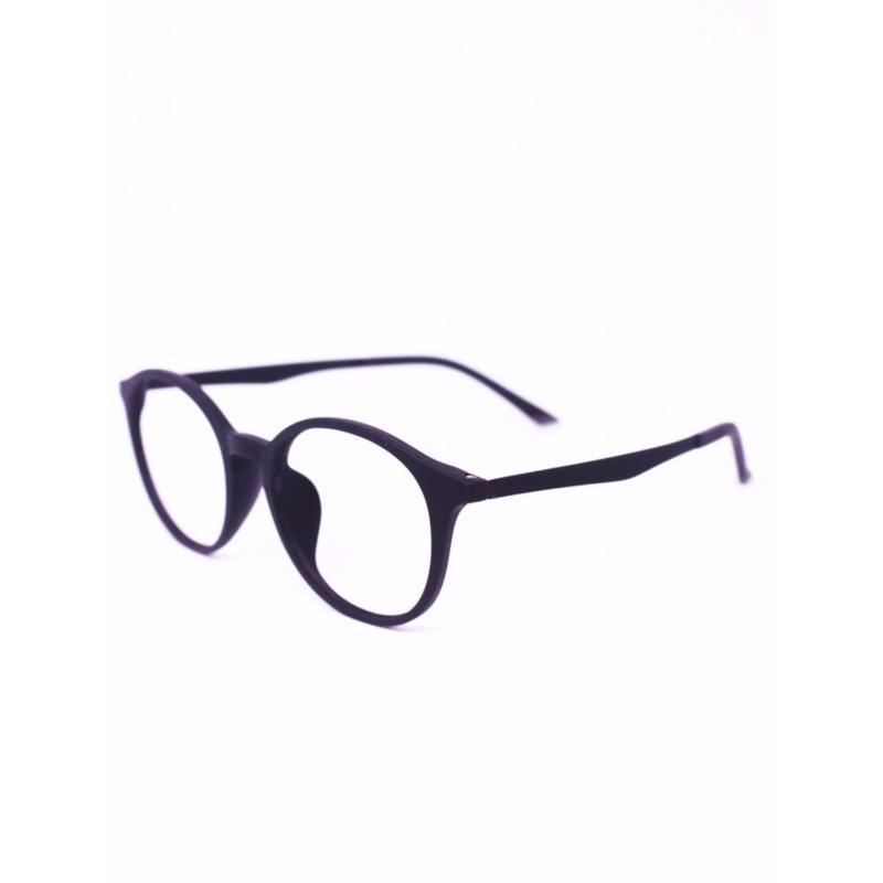 Giá bán Gọng kính nhựa dẻo TR90 G699 ( Đen nhám  )
