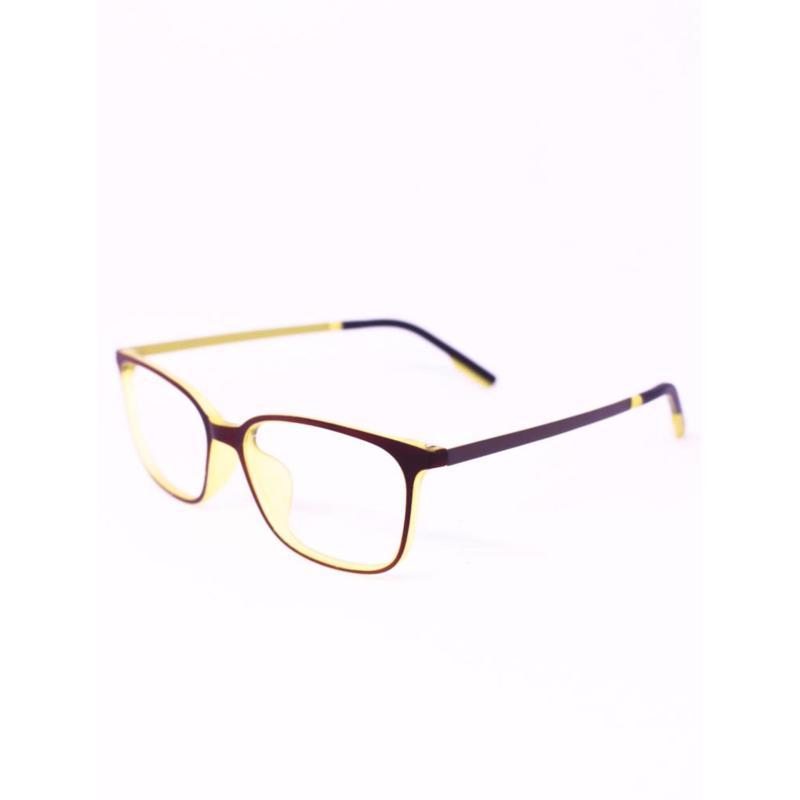 Giá bán Gọng kính nhựa dẻo TR90 G700.2 ( Vàng chanh  )