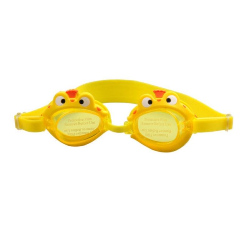 Mua Kính bơi trẻ em hình thú dễ thương K215 - 9 (Vàng)