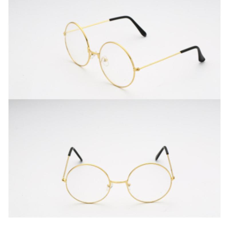 Giá bán Kính Gọng cận Tròn Nobita (Vàng)