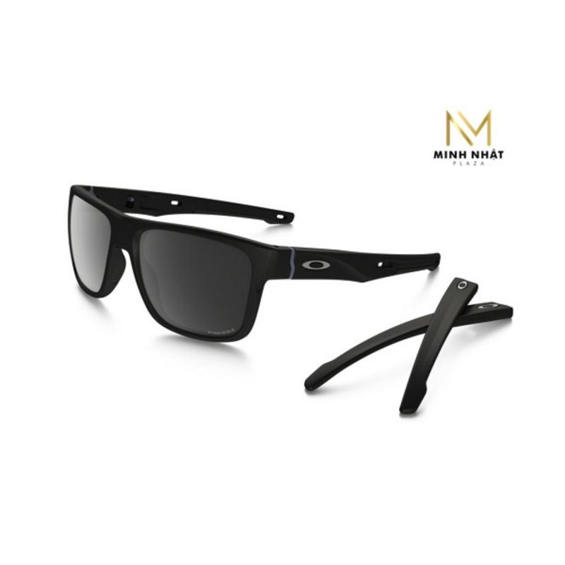 Mua Kính Mắt Oakley Crossrange Prizm Black Polarized Men OO9371/05