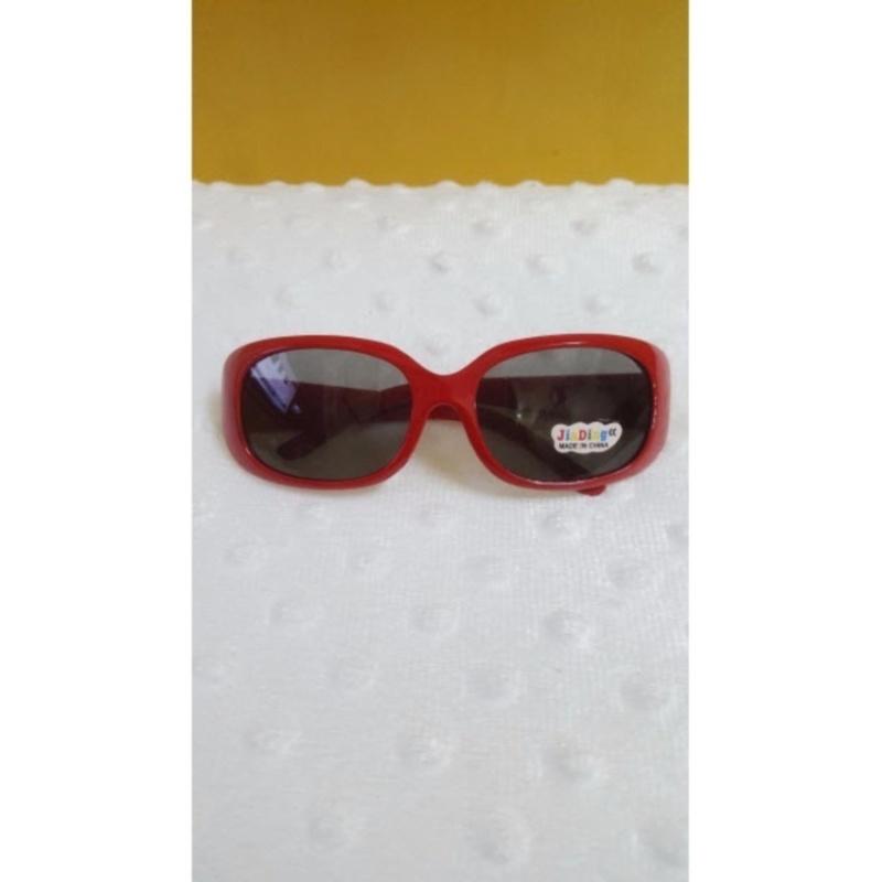 Mua Kính mắt trẻ em chống nắng cao cấp mắt vuông (Đỏ)