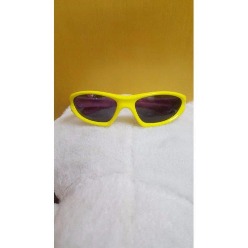 Mua Kính mát trẻ em chống nắng cao cấp (Vàng hồng) + Tặng dụng cụ lấy ráy tai có đèn