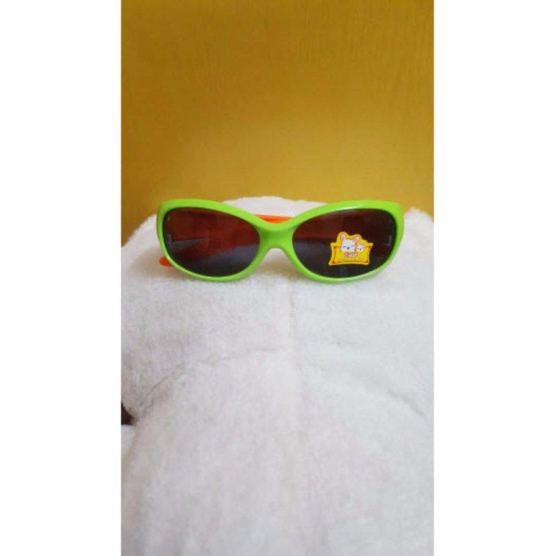 Mua Kính mát trẻ em chống nắng cao cấp (Xanh cam) + Tặng dụng cụ nạo dừa