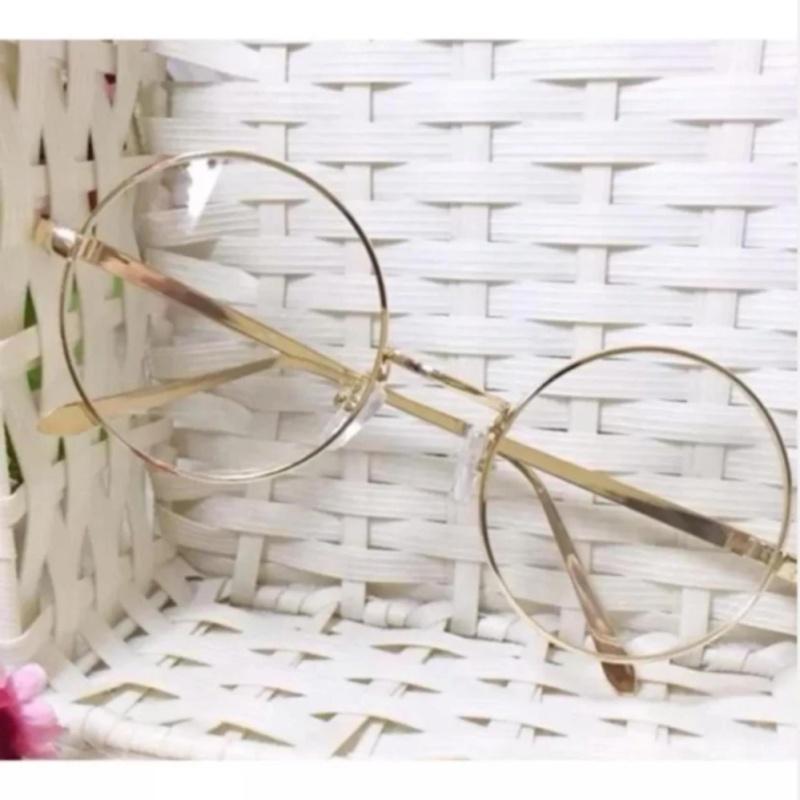 Mua kính thời trang nobita gọng tròn 250 (vàng)
