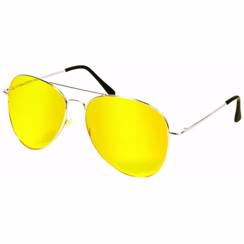 Mua Mắt kính đi đêm chống chói và bảo vệ mắt (Vàng)