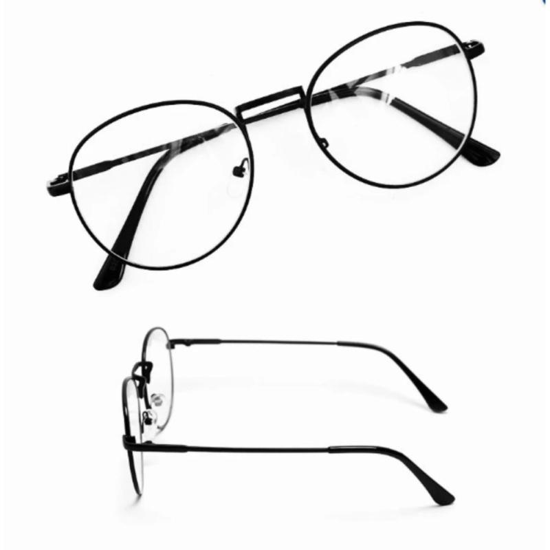 Mua Mắt kính ngố gọng cận Nobita thời trang PhúcAn (đen)