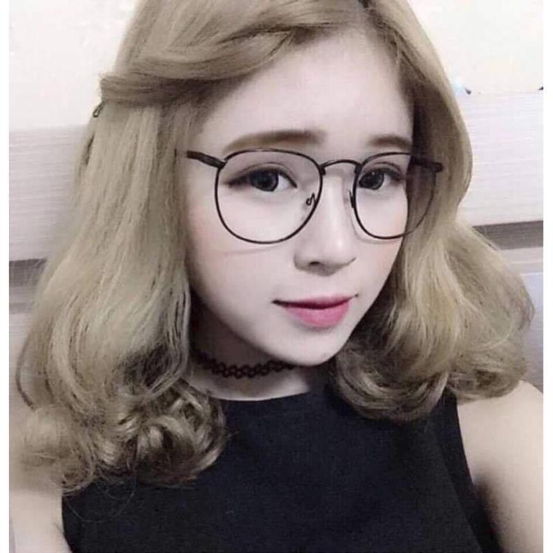 Mua Mắt kính ngố nobita cute baby dễ thương (đen)