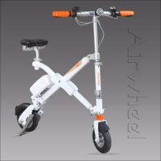 Xe điện gấp siêu nhỏ AIRWHEEL E6 (Trắng)