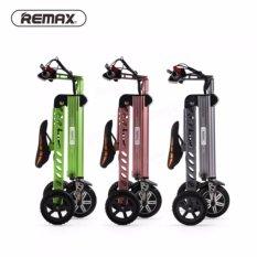Xe điện thông minh Remax Bike siêu nhẹ có thể gập gọn dễ dàng di chuyển