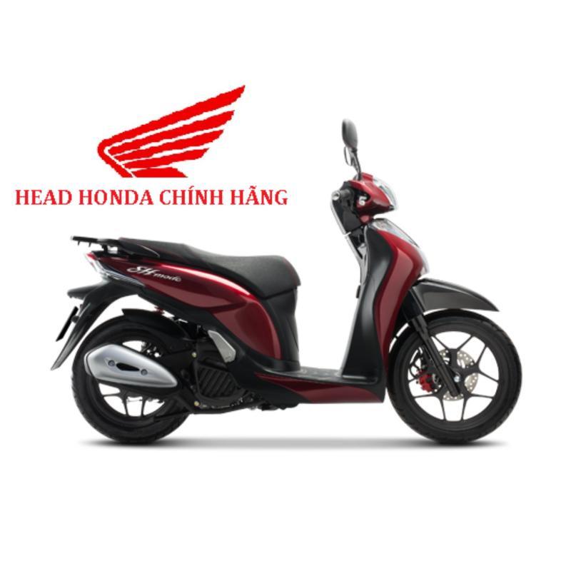 Xe Honda SH Mode phiên bản thời trang 2017 - Trắng (Tặng Nón bảo hiểm, Bảo hiểm xe máy, Thảm xe máy)
