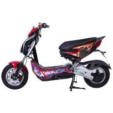 Xe máy điện HKbike Xmen Plus (màu Đỏ)