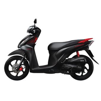 Xe tay ga Honda Vision 110cc (Đen mờ)