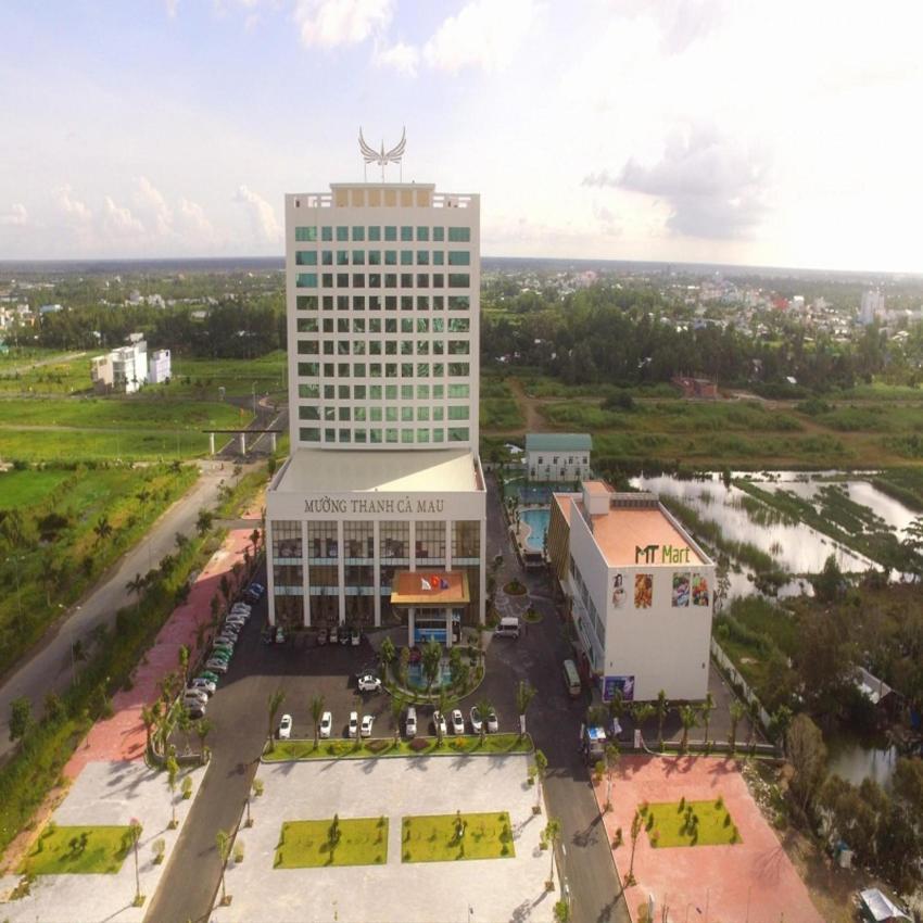 Cà Màu - Khách sạn Mường Thanh Luxury Cà Mau - Voucher ưu đãi 50% giá phòng Deluxe King trong ngày tết âm lịch 2017 cho 10 khách hàng nhanh tay