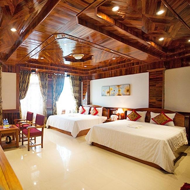 Đà Nẵng - Khách sạn San San Đà Nẵng 3* ngay biển gồm ăn sáng giá sốc