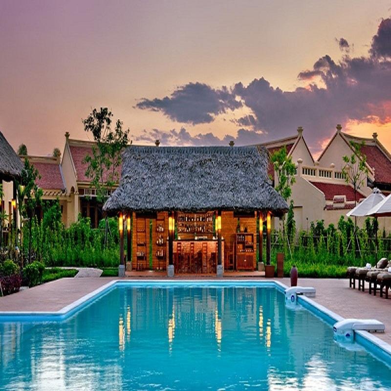 Đặt phòng Cúc Phương Resort $ Spa Ninh Bình giá rẻ