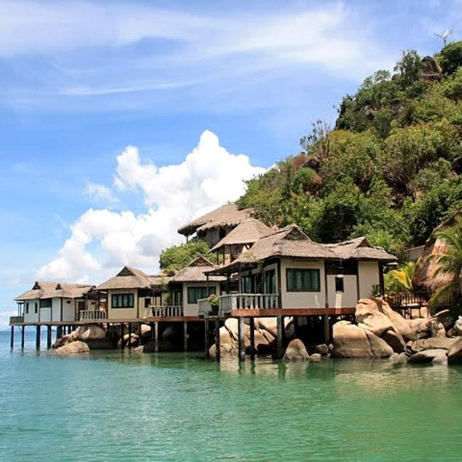 TP HCM – Tour Bình Lập - Bình Hưng - Resort Ngọc Sương 2N2Đ