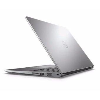 Laptop Dell Vostro V5468 70087066 14.1inch (Grey) - Hãng Phân phối chính thức(Xám)