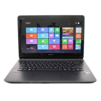Laptop Sony SVF1421PSGB 14inch (Đen) - Hàng Nhập Khẩu