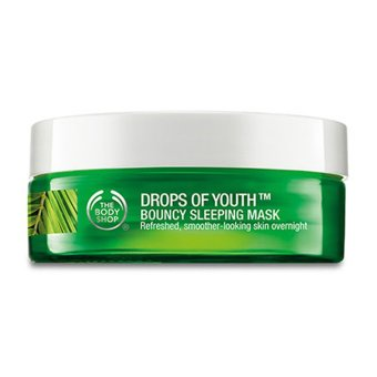 Mặt nạ ngủ THE BODY SHOP Drops of Youth™ Bouncy Sleeping Mask 90ml