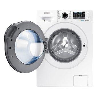 Máy giặt/sấy cửa trước Samsung WD85J5410AW 8.5kg (Trắng)