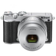 Nikon 1 J5 20.8MP với Lens kit 10-30mm VR (Bạc)