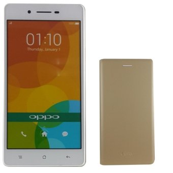 OPPO Neo 7 16GB 2 SIM (Trắng) - Hãng Phân phối chính thức + Bao Da