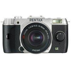 Pentax Q7 12.4MP với Lens kit 5-15mm (Bạc) - Hàng nhập khẩu
