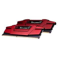 Ram GSKILL 16GB DDR4 (2x8GB) Bus 2666 F4-2666C15D-16GVR (Đỏ)