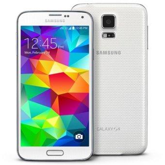 Samsung GALAXY S5 16GB (Trắng) - Hàng nhập khẩu