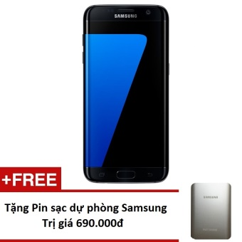 Samsung Galaxy S7 Edge 32Gb G935 (Đen) - Hàng nhập khẩu + Tặng pin sạc dự phòng 10.000mAh