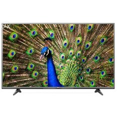 Smart Tivi 4K LG 55inch Ultra HD - Model 55UH600T (Đen)