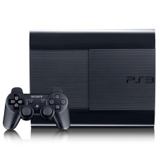 Sony Playstation 3 Super Slim 12GB  (Đen)