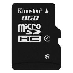 Thẻ nhớ Kingston Micro SDHC Class 4 8GB (Đen)