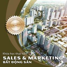 TP.HCM – Khóa học Sales & Marketing Bất Động Sản chuyên nghiệp. Tổ chức bởi: BMG International Education