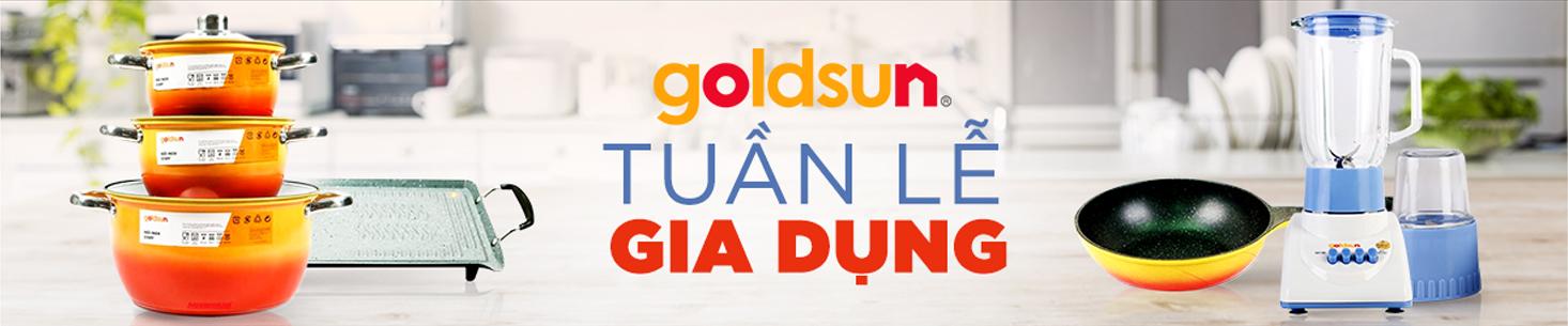 Mã Giảm Giá Lazada Tháng 7 giành cho Gia Dụng Goldsun