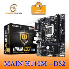 Main GIGABYTE H110M-DS2 Viễn Sơn Phân Phối