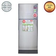 Tủ Lạnh 2 cửa Inverter Sharp SJ-X201E-SL, SJ-X201E-DS – 196 Lít (Bạc)