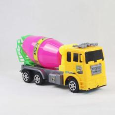Mô hình xe trộn bê tông cho bé – KZK